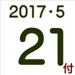 2017.05.21付け「編集手帳」要約